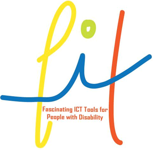 DisFIT - Fascinating ICT tools for people with disabilities