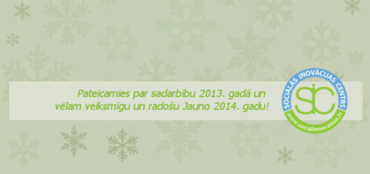 social innovation centre team wishes a nice christmas time and creative new year