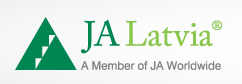 Junior Achievement Latvia Logo