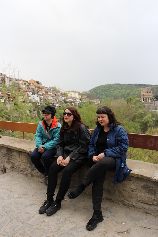 Excursion in Veliko Tarnovo, Bulgaria