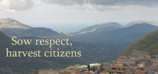 Saw respect-harvest citizens