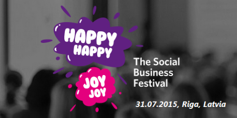Happy Happy Joy Joy Festival