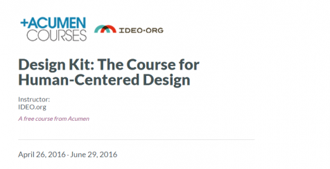 Design Kit - Human-centered design